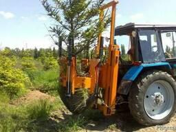 Устройства пересадка деревьев УДП-308Р