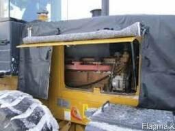Утеплитель капота, теплый капот погрузчик ZL30, LW300, ZL50, L