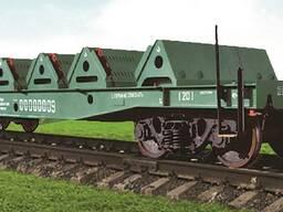 Вагон-платформа, модель 13-9599-01