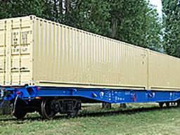 Вагон-платформа, модель 13-9975