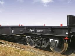 Вагон-платформа универсальная, модель 13-9990