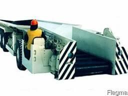 Вагон шахтный самоходный ВС-30