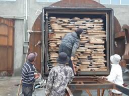 Вакуумная сушка древесины, леса, пиломатериалов