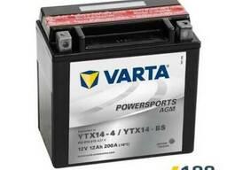 Varta Agm 12Ah YTX14-4/YTX14-BS