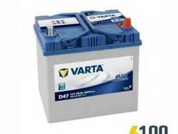 Varta Blue Dynamic D47 60AH