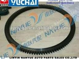 Венец маховика, Yuchai 6108, 640-1005043