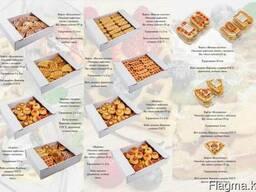 Венские палочки, бельгийские вафли
