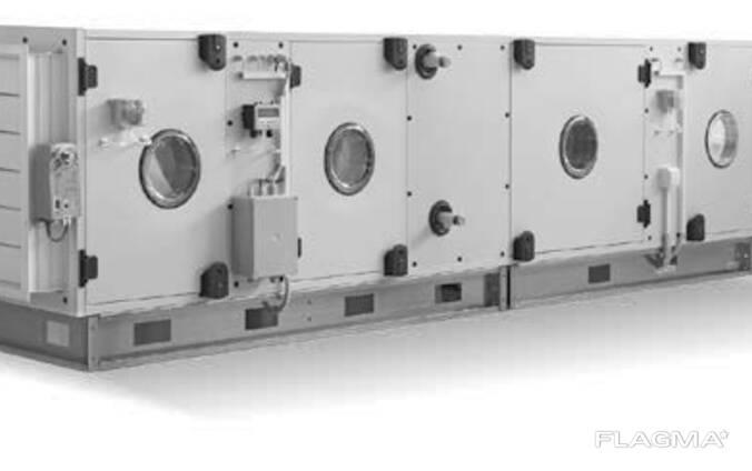 Вентиляция для больниц и гигенически чистых помещений REMAK
