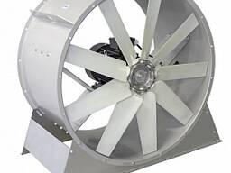Вентилятор осевой серии ВО