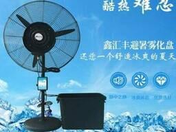 Вентилятор с водяным туманом для охлаждения - фото 2