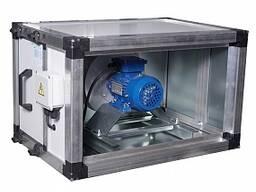 Вентиляторы канальные со свободным колесом серии ВРС-К