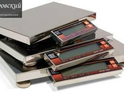 Весы электронные штрих-слим 200м