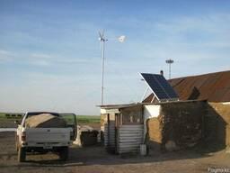 Ветрогенераторы от 500 ватт до 30 Кватт