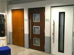 Входные двери, Стальные утепленные двери 1000х2100