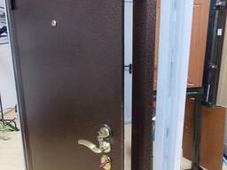 Входные металлические двери (сейф-двери)