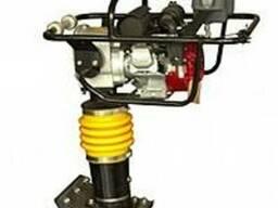 Вибротрамбовка электрическая 380В (Китай) усиленная лапка