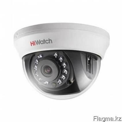 Видеокамера купольная (1мп) DS-T101