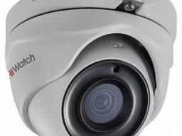 Видеокамера купольная DS-T303 (3мп)