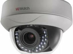 Видеокамера купольная (вариофокальная 2мп) DS-T227
