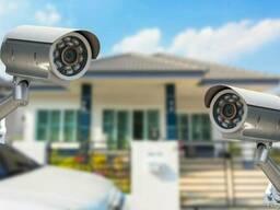 Видеонаблюдение для дома, квартиры, дачи, подъезда