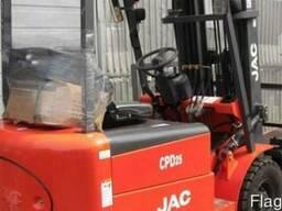 Вилочный погрузчик JAC CPD30Н