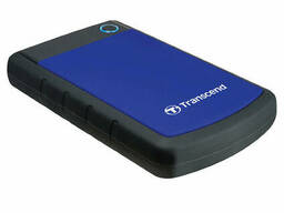 Внешний жесткий диск 2, 5 1TB Transcend TS1TSJ25H3B