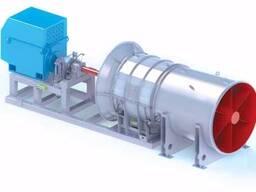 ВО-30К вентилятор осевой