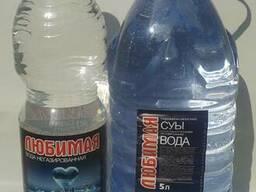 Вода негазированная 5л