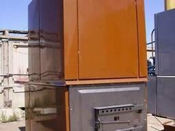 Водогрейная высокотемпературная печь для обогрева помещении - фото 3
