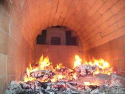 Водогрейная высокотемпературная печь для обогрева помещении - фото 4