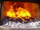 Водогрейная высокотемпературная печь для обогрева помещении - фото 6