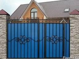 Решетки ворота навесы заборы.