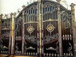 Ворота решетки перила лестница навес козырьки и другие