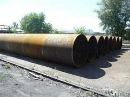 Восстановленные стальные трубы от 159мм-1420мм