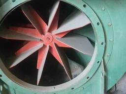 ВР 120-45 (ВР6-45) Вентилятор радиальный с эл.дв. 45 кВт