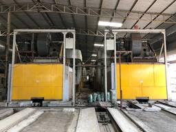 Все оборудование для печи туннельной в Казахстане