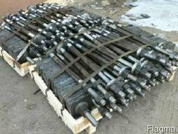 Anchor bolt, removable GOST 24379. 1-80