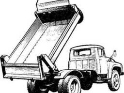 Вывоз мусора, грунта зил до 5куб по Алматы и обл.