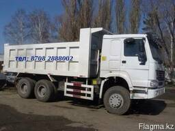 Вывоз строительного мусора в Алматы