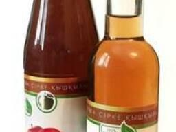 Яблочный уксус 6% (натуральный продукт)