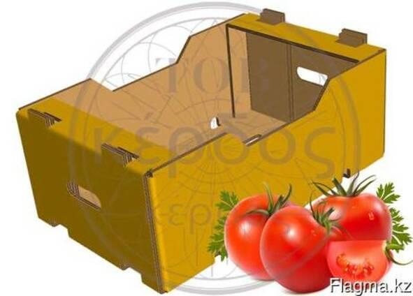 Ящик для помидоров на 12 кг.