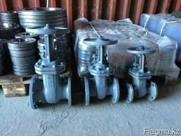 Задвижки стальные Z41H-16C30с41нж-Ду200-250(Ру16)