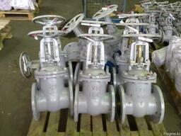 Задвижки стальные Z41H-16C30с41нж-Ду300-350(Ру16)