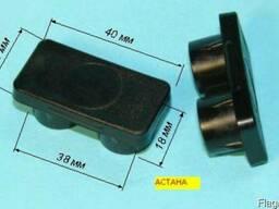 Заглушка 40*20 мм