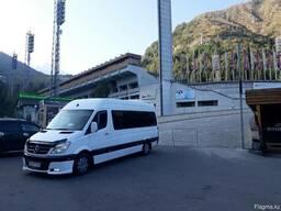 Заказ микроавтобуса с водттелем на 18 мест