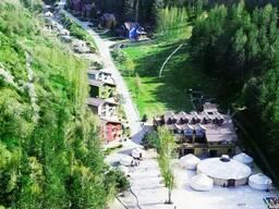 Заказать транспорт, микроавтобус в Лесную Сказку в Алматы