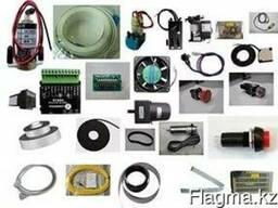 Запасные части для принтеров, фрезеров, лазеров, плоттеров