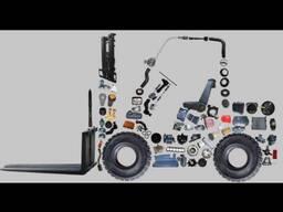 Запасные части (запчасти) и расходные материалы для вилочного погрузчика Toyota