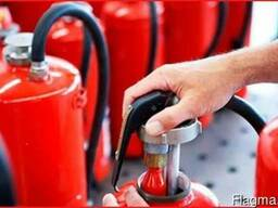 Заправка огнетушителей всех видов в Астане