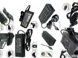 Зарядники блоки питания, матрицы экраны на ноутбуки в Астане